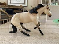 HOLLYWOOD DUN IT BREYER HORSE