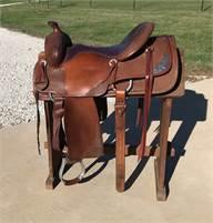 "16"" HH Reining Saddle"